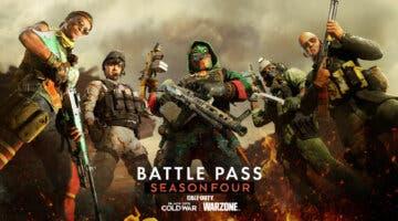 Imagen de Todos los niveles y recompensas del Pase de Batalla de la temporada 4 en Warzone y Black Ops Cold War