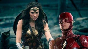 Imagen de Gal Gadot aparece en este easter egg filtrado del rodaje de The Flash