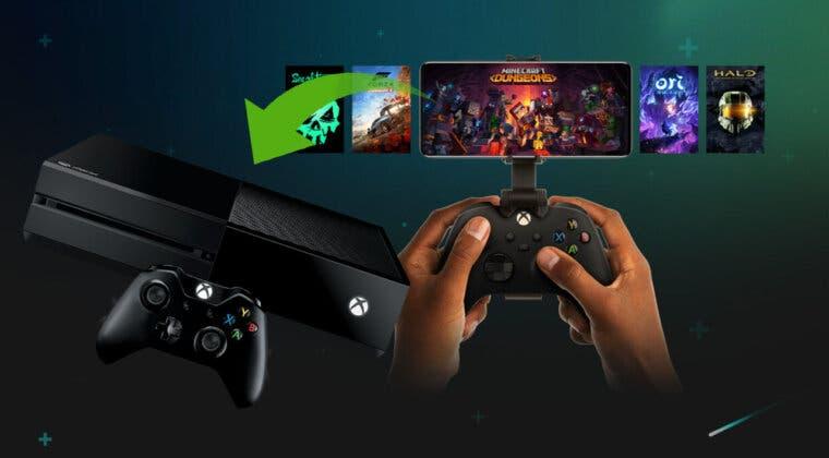 Imagen de No te deshagas de tu Xbox One todavía; así podrás jugar a juegos de Xbox Series X gracias a xCloud