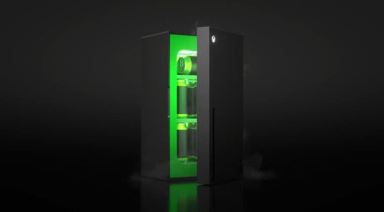 Imagen de Ya hay fecha y precio para lo más esperado del año: la nevera de Xbox Series X