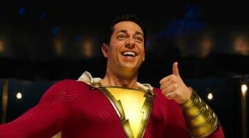 Imagen de Shazam 2: así celebra su director la finalización del rodaje