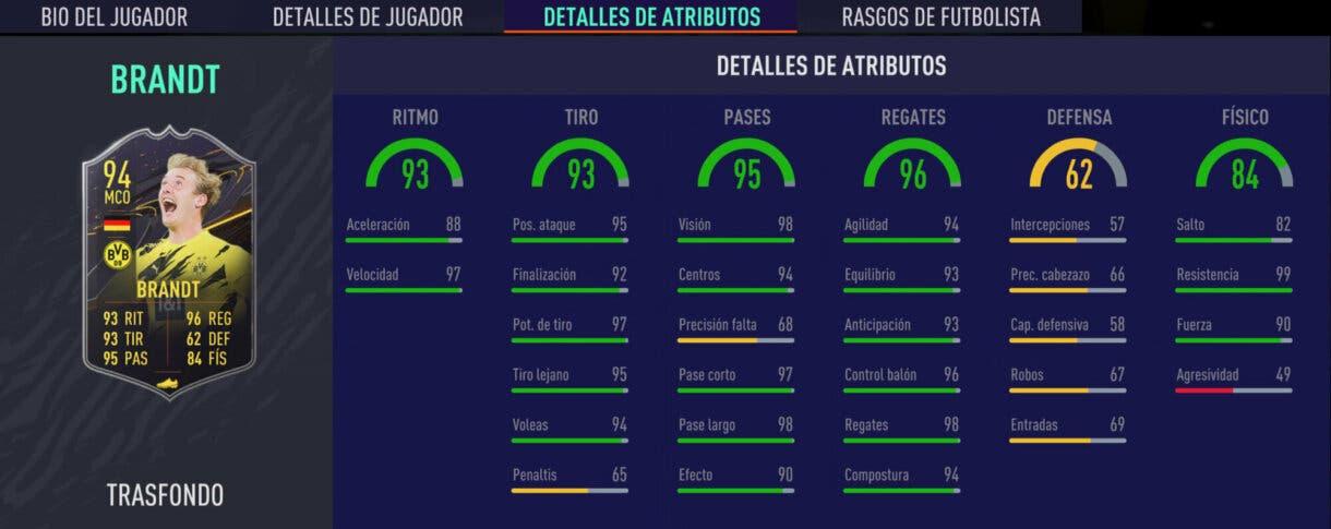 FIFA 21 Ultimate Team Temporada 8 Recompensas Nivel 15 30