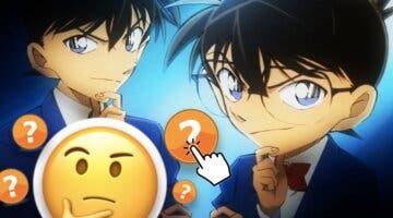 Imagen de Detective Conan: Resuelve el asesinato tú mismo con este divertido test