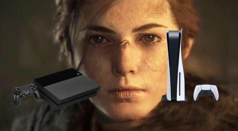 Imagen de Aunque no tengas PS5, también puedes aprovechar A Plague Tale: Innocence con PS Plus