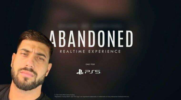 Imagen de Abandoned despeja muchas dudas: prólogo jugable, nombre real, fecha, Kojima y más