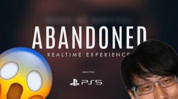 Imagen de Abandoned sí que sería Kojima: esta imagen empieza a dejar pocas dudas