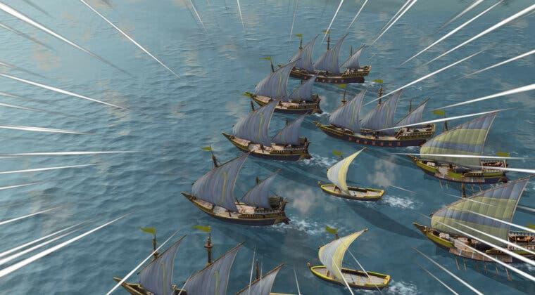 Imagen de Age of Empires IV exhibe su combate naval y una de sus dinastías en nuevos tráilers