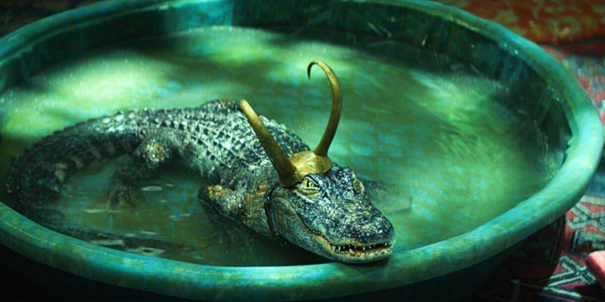 Alligator Loki