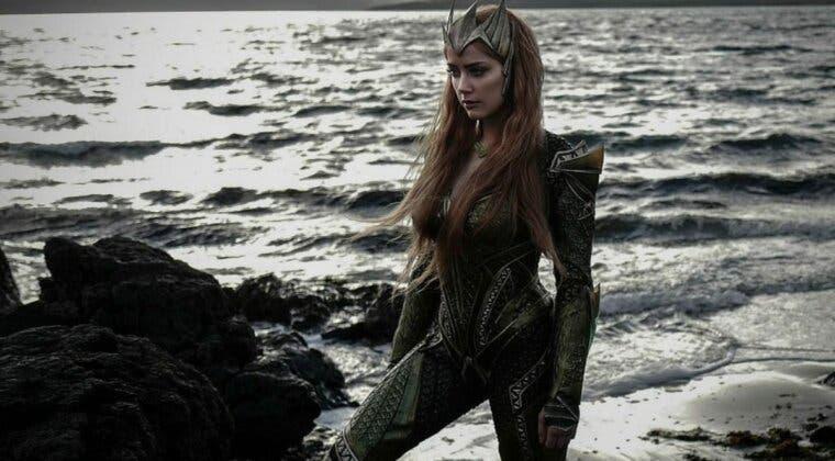 Imagen de Así es el espectacular entrenamiento acrobático de Amber Heard para hacer de la Princesa Mera en Aquaman 2