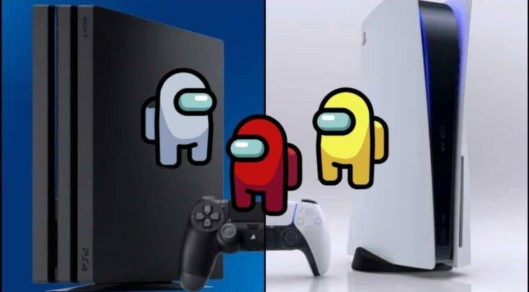 Imagen de Esta sería la fecha de lanzamiento de Among Us en PS4 y PS5, según una filtración