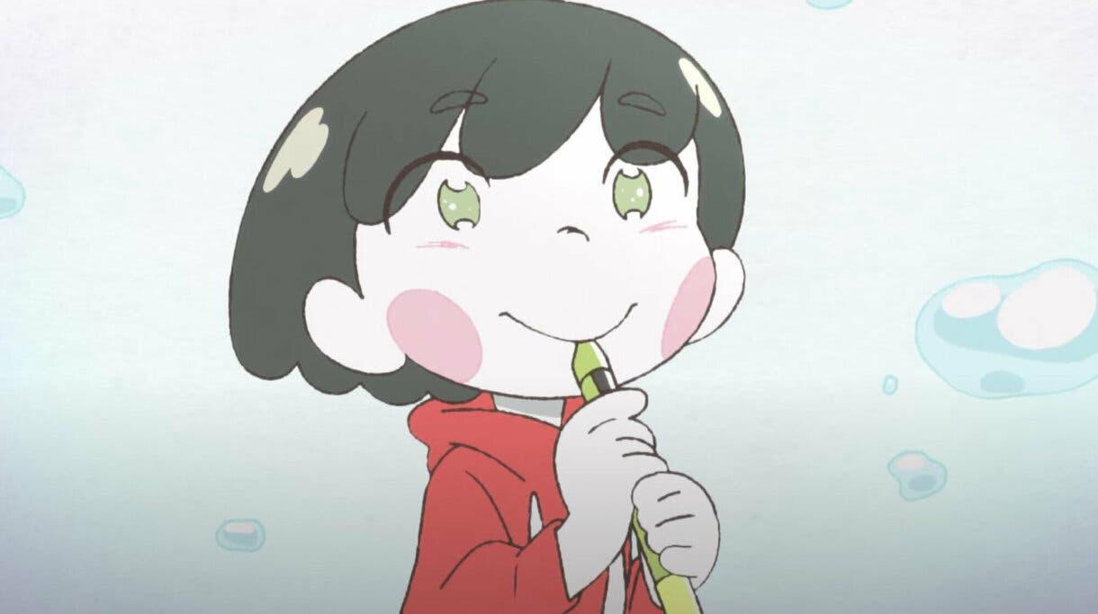 anime de Pokemon corto Magikarp niño