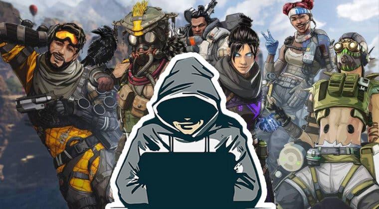 """Imagen de Apex Legends está sufriendo uno de sus hacks más locos; no se puede jugar y aparece el mensaje """"Save Titanfall"""""""