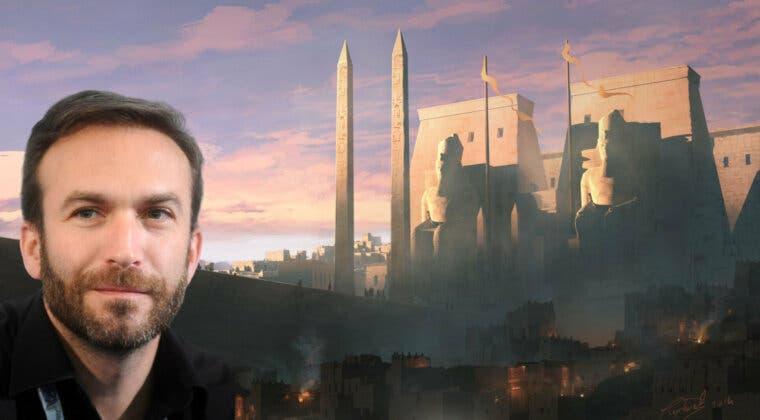 Imagen de Raphael Lacoste, director de arte de Assassin's Creed, se separa de la IP y de Ubisoft