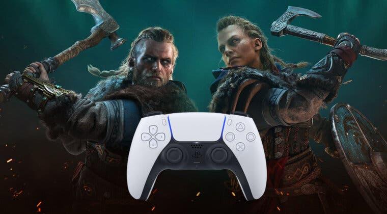 Imagen de Assassin's Creed Valhalla para PC se vuelve compatible con los gatillos adaptativos del DualSense de PS5