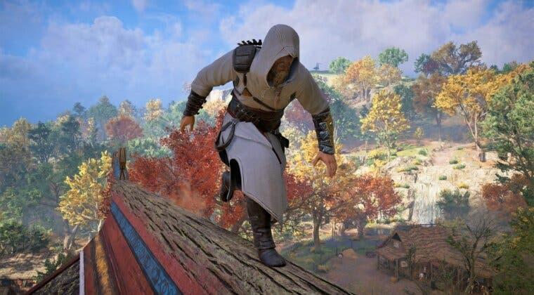 Imagen de Consigue gratis el traje de Altair en Assassin's Creed Valhalla