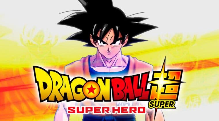 Imagen de Anunciada Dragon Ball Super: Super Hero, la película de 2022, con un primer teaser tráiler