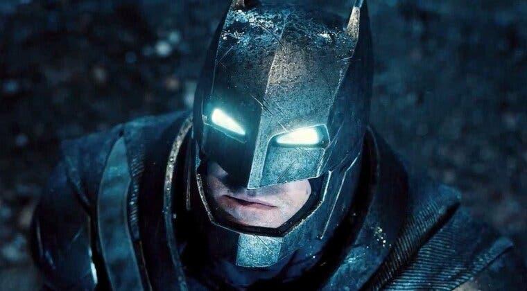 Imagen de El Batman de Ben Affleck estará en The Flash: Así se ve su doble en el rodaje