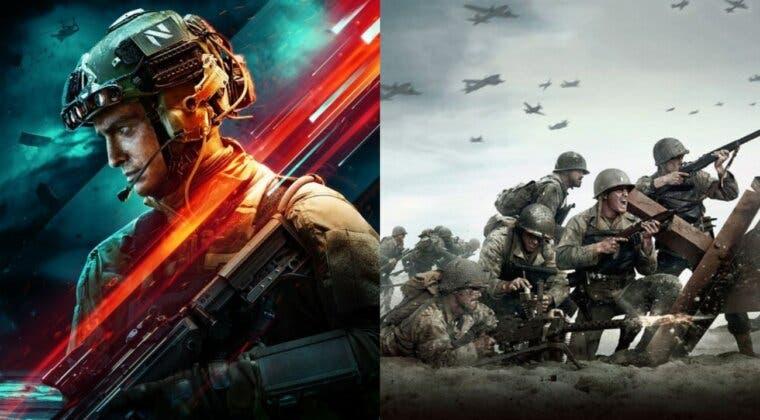 Imagen de ¿Battlefield 2042 o Call of Duty: Vanguard? ¡Elige tu shooter favorito para 2021!