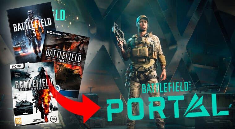 Imagen de Battlefield Portal: Todos los mapas, armas, vehículos, soldados, ejércitos y accesorios confirmados