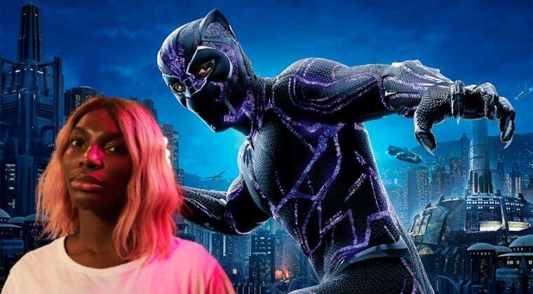 Imagen de Black Panther: Wakanda Forever ficha a la actriz de una de las series top del año pasado