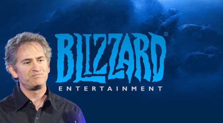 """Imagen de Mike Morhaime, cofundador de Blizzard, """"avergonzado"""" por los casos de acoso de la compañía"""
