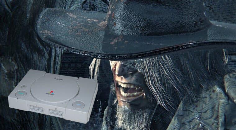 Imagen de ¿Cómo sería el Padre Gascoigne en PSX? El magnífico demake de Bloodborne nos lo muestra