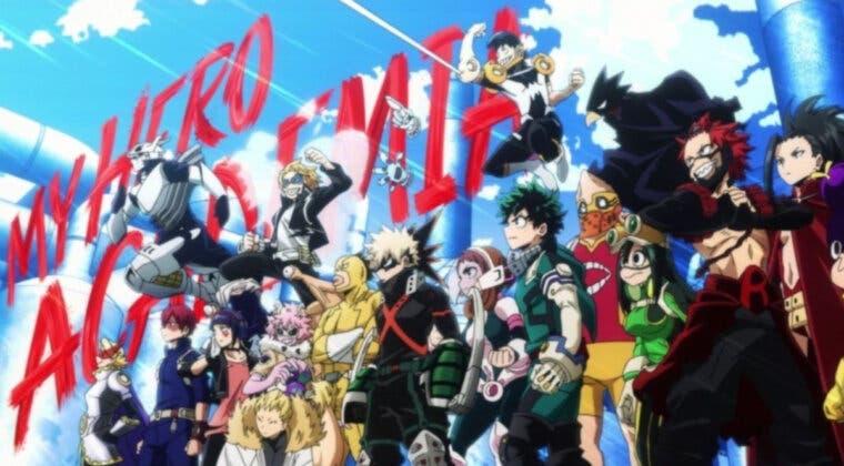 Imagen de Boku no Hero Academia: ¿Cuántos episodios tendrá su Temporada 5?