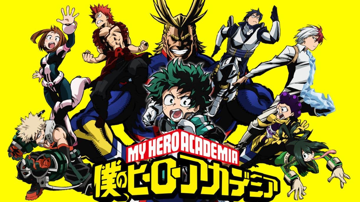 boku no hero temporada 1