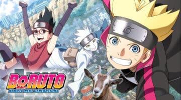 Imagen de Lo siento, pero Boruto: Naruto Next Generations es un anime increíble