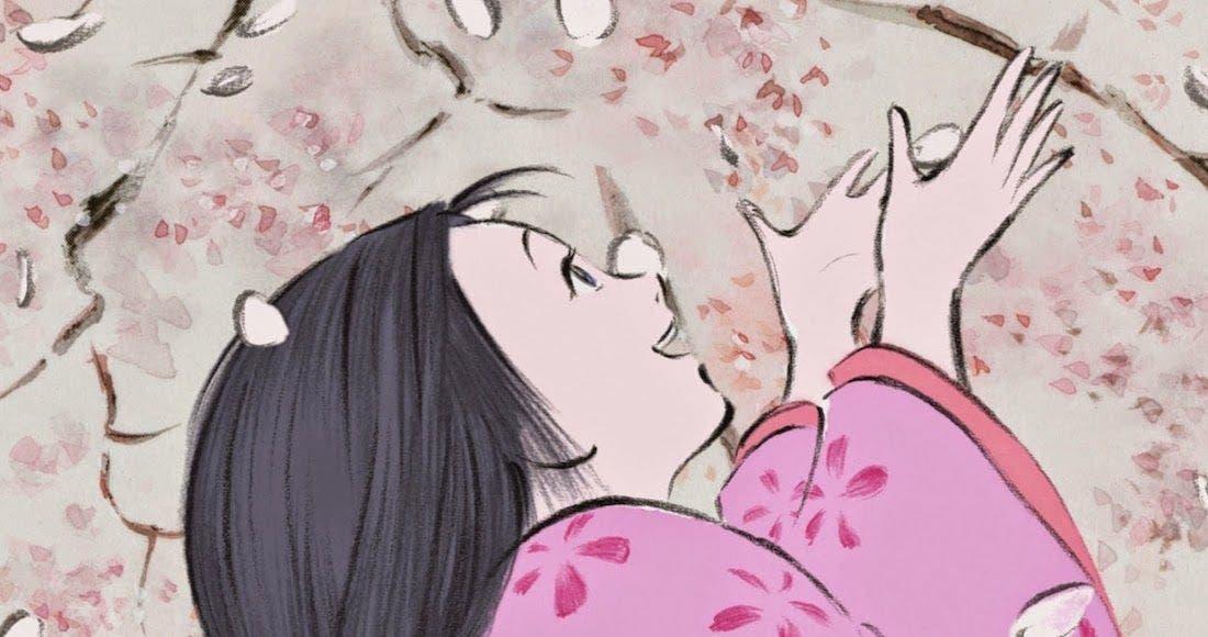 Brote de Bambu El cuento de la princesa Kaguya Studio Ghibli