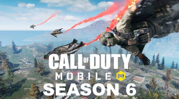 Imagen de Call of Duty Mobile recibirá este nuevo modo en el battle royale para la temporada 6