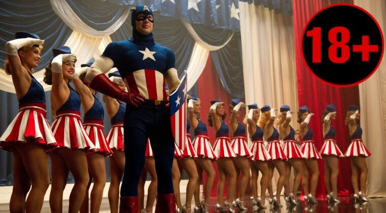 Imagen de Los guionistas de Capitán América: El Primer Vengador resuelven la mayor duda sexual sobre Steve Rogers