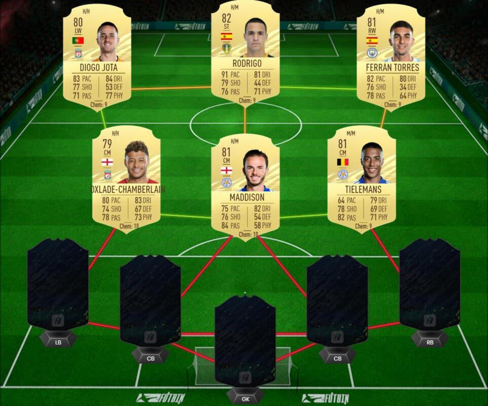 FIFA 21: guía para conseguir a Adama Traoré FUTTIES gratuito equipo 2