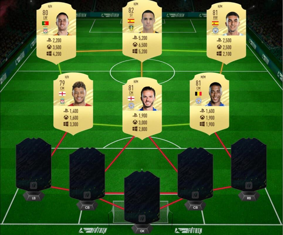 FIFA 21: guía para conseguir a Adama Traoré FUTTIES gratuito equipo 2 precio