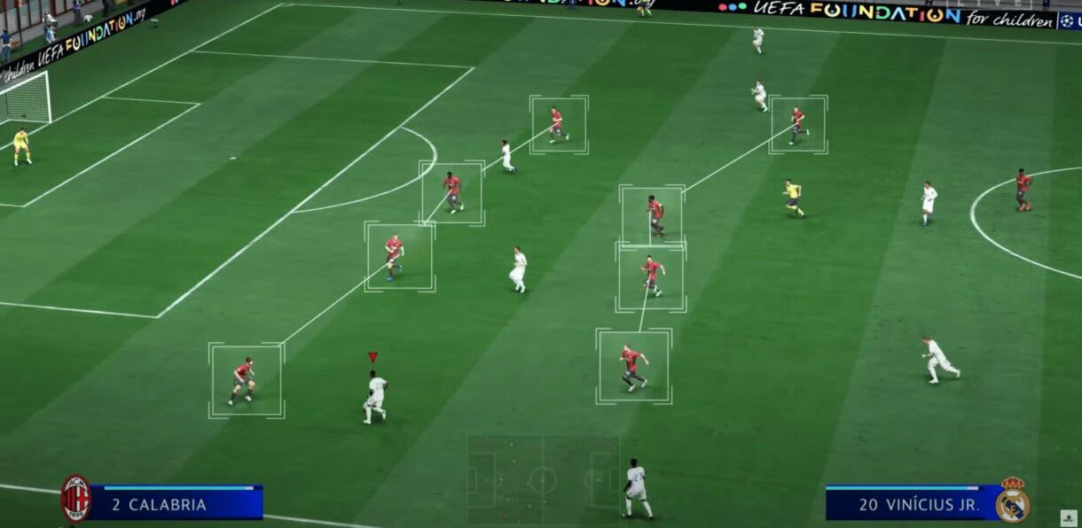 FIFA 22: ¿El fin de los laterales como centrales? Esta novedad perjudicará bastante a los defensores fuera de posición Ultimate Team