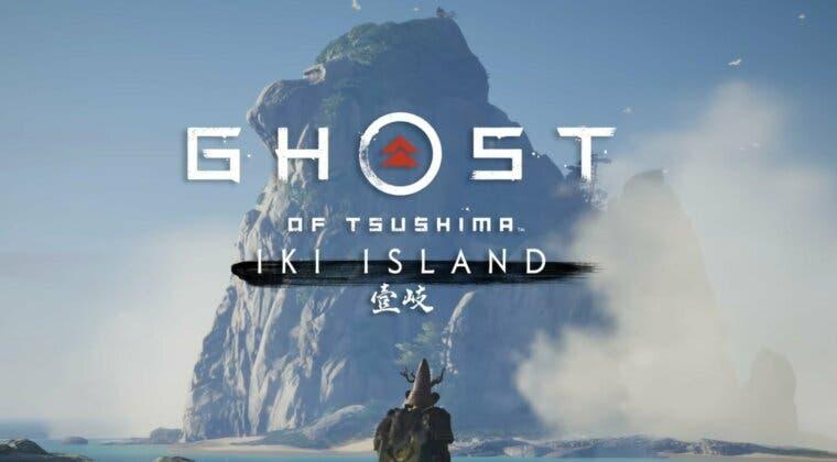 Imagen de Ghost of Tsushima: Director's Cut presenta la isla Iki en un nuevo y espectacular tráiler