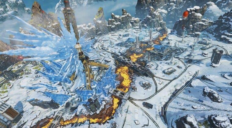 Imagen de Apex Legends temporada 10: todos los cambios en el mapa World's Edge confirmados