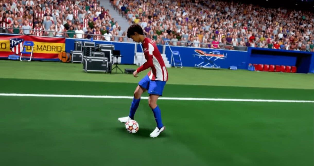 FIFA 22: confirmados estos destacables cambios en el sistema de regates (nuevas skills, movimientos eliminados...)