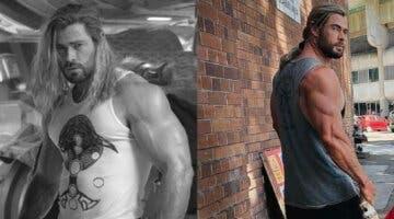 Imagen de La dieta secreta de Chris Hemsworth para estar más fuerte que nunca en Thor: Love and Thunder