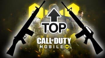 Imagen de Estas son las 10 mejores armas de CoD Mobile de peor a mejor