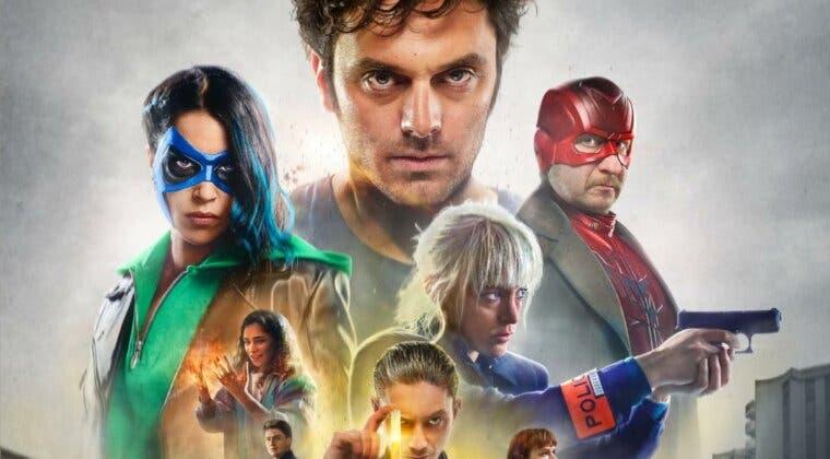 Imagen de Como me convertí en un superhéroe, una película entretenida para ver en Netflix