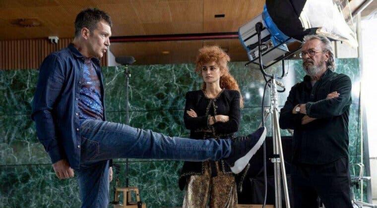 Imagen de Penélope Cruz y Antonio Banderas vuelven a lo grande en el teaser de Competencia Oficial
