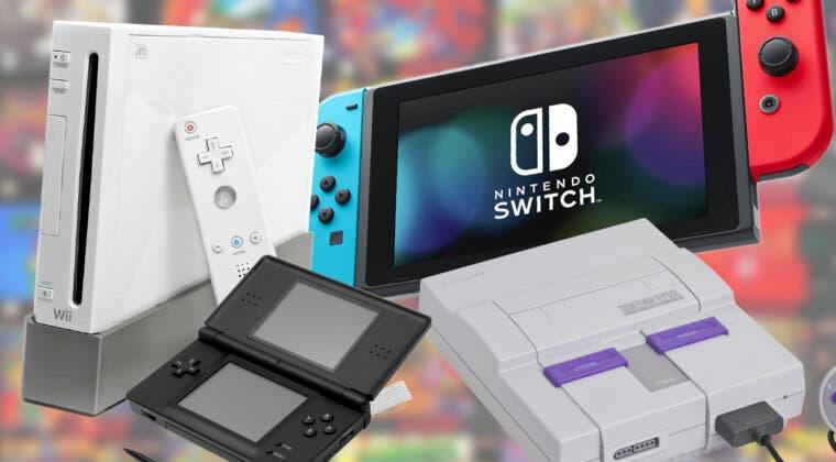 Imagen de Estas son mis consolas favoritas de Nintendo; ¡vota tu preferida!