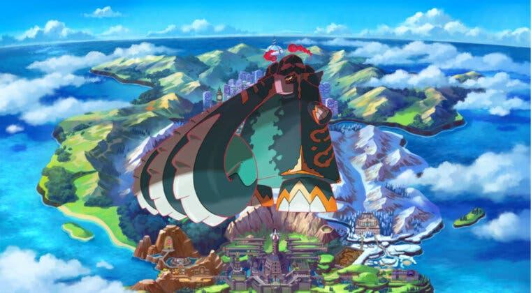 Imagen de Pokémon Espada y Escudo inician un evento con Copperajah Gigamax shiny