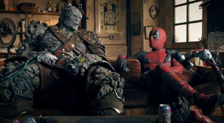 Imagen de Deadpool se une al UCM comentando el tráiler de Free Guy junto a Korg