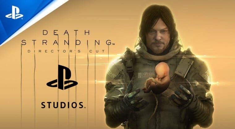 Imagen de ¿Por qué aparece el logo de PlayStation Studios en el tráiler de Death Stranding Director's Cut?