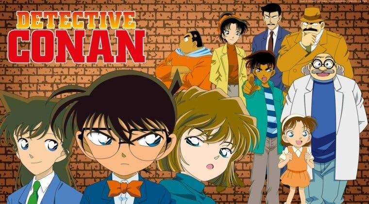 Imagen de Detective Conan sin relleno: guía para ver los episodios canon y seguir la historia principal