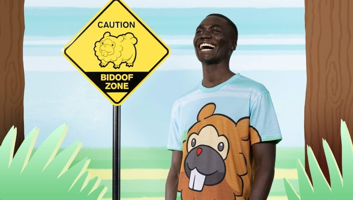 Dia de Bidoof Pokemon