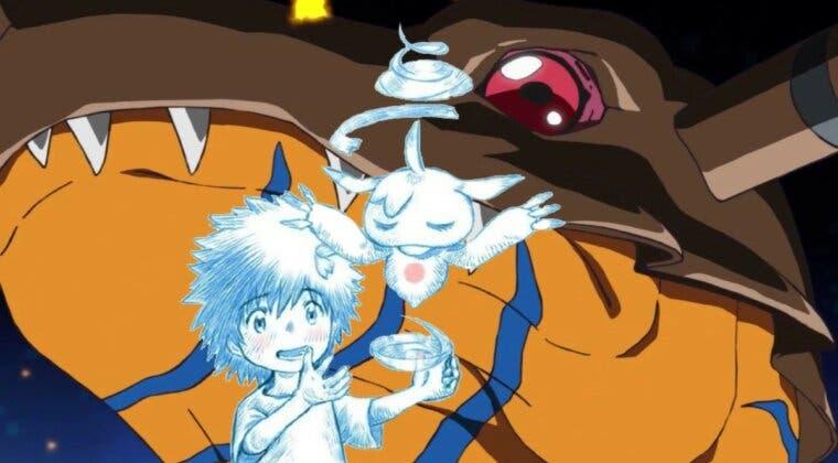 Imagen de Anunciada Digimon 02, la nueva película de la franquicia, con una primera imagen