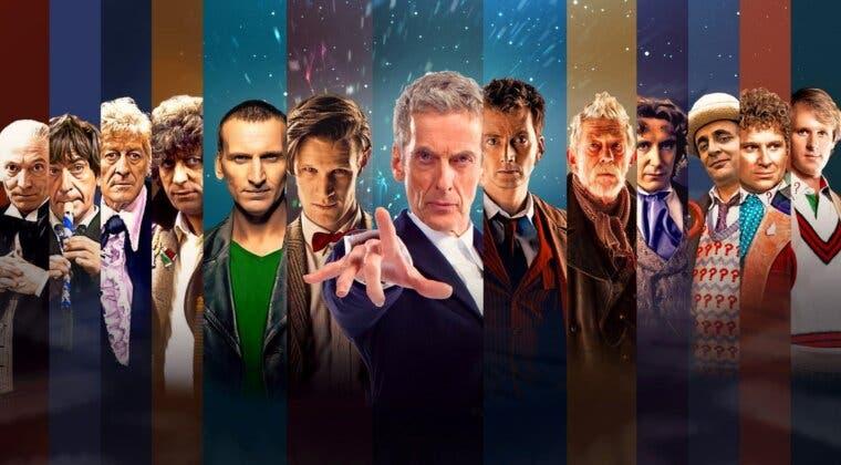 Imagen de Guía para ver Doctor Who sin los episodios de relleno: ¡el tiempo es oro!
